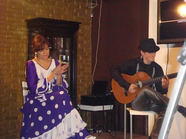 UNDEFASA Flamenco dance